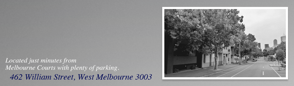 Criminal Lawyers in Melbourne